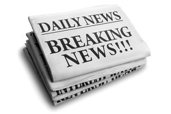 Jump on a popular news story to get traffic to your website. This is newsjacking