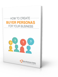 A cover image of our Free resource: How to create buyer personas for your business