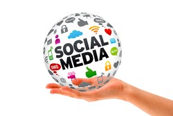 Use social media to get your message out to the world and get people back to your website