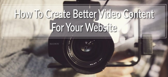 Always wanted to get into video content production, but not sure how? We talk about how to raise your production quality and customer engagement rate using video clips.