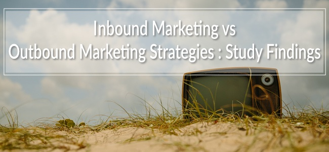 It's not a question of obsoletion that drives the 'inbound vs outbound' debacle, but one of efficiency.