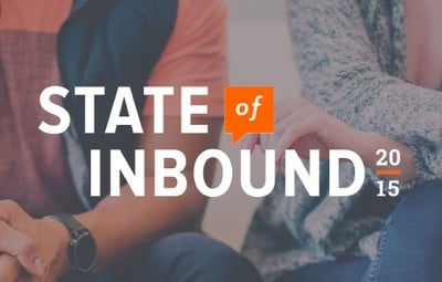 State of Inbound 2015 cover image