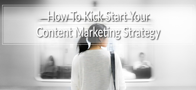 The 'how' is often the best prompt for making things happen in your content marketing strategy