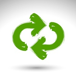 Recycling is great - good for the environment, and good for producing a lot of content in a short period of time.
