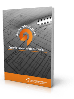A cover image of our Free resource: An introduction to growth driven design