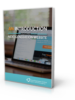 A cover image of our Free resource: An introduction to the next generation website
